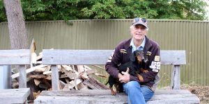 OUR PEOPLE: Rob Carver, volunteer