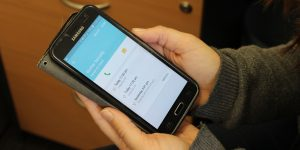 State-first app safeguards worker security