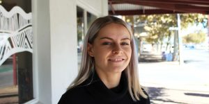 OUR PEOPLE: Volunteer, Holly Konopka