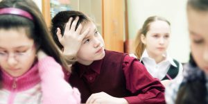 Coping with school anxiety